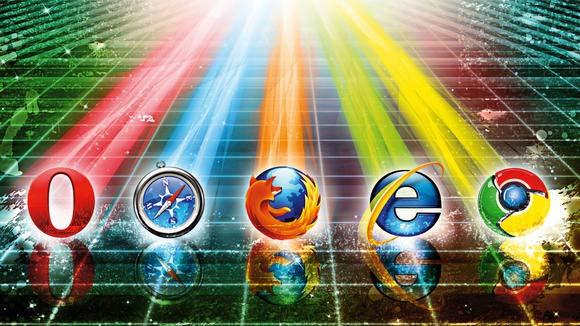 سازگاری سایت با مرورگرهای مختلف
