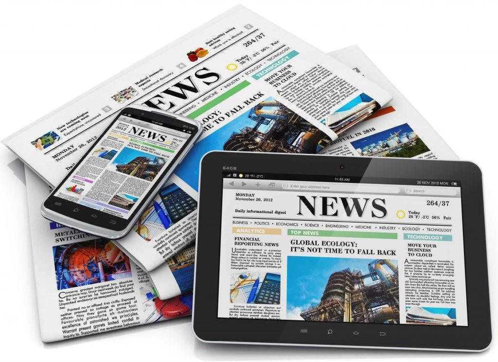 طراحی سایت-سایت خبری