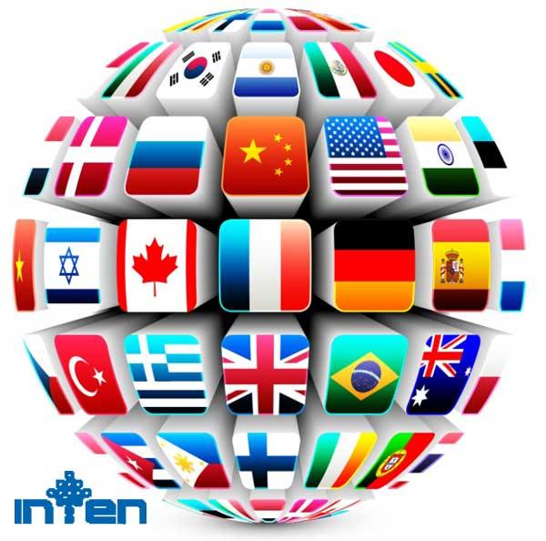 طراحی سایت دو زبانه و چند زبانه