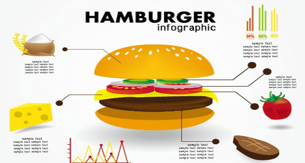 Infographic-food-vector-4