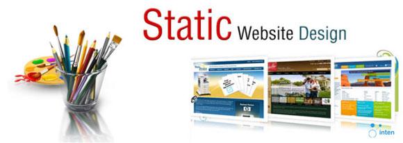 طراحی و ساخت سایت سایت استاتیک یا سایت داینامیک
