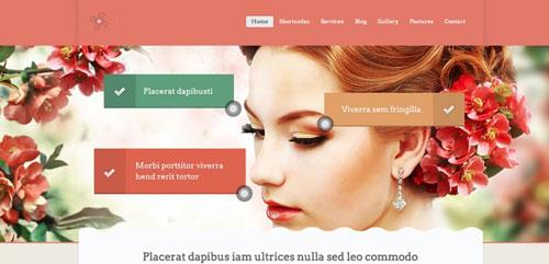 طراحی سایت بانوان