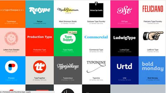 10 ابزار برتر طراحی سایت در ژوئن 2015
