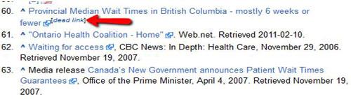 دریافت لینک از ویکی پدیا