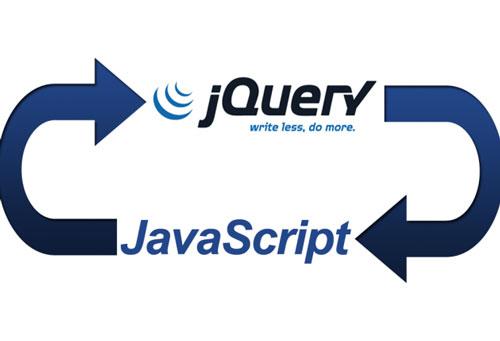jQuery در طراحی سایت