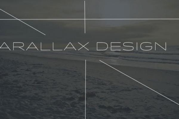 طراحی سایت پارالاکس