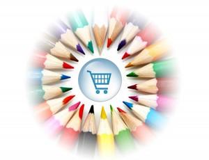 تاثیر گرافیک بر طراحی سایت فروشگاهی