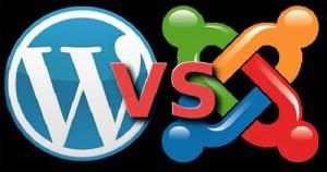 تفاوت طراحی سایت با جوملا و وردپرس