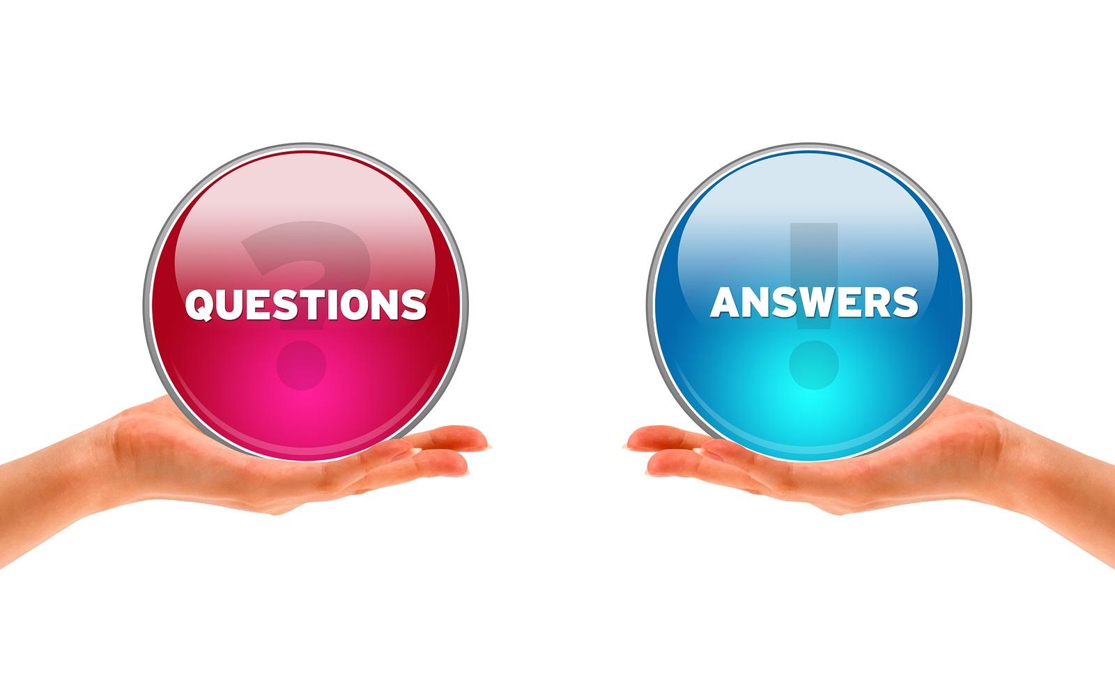 طراحی وب سایت پرسش و پاسخ