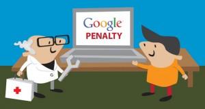 راه های خروج از پنالتی گوگل