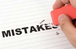 اشتباهات رایج در طراحی سایت
