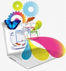 تاثیر گرافیک و بهینه سازی تصاویر در طراحی سایت دکوراسیون داخلی