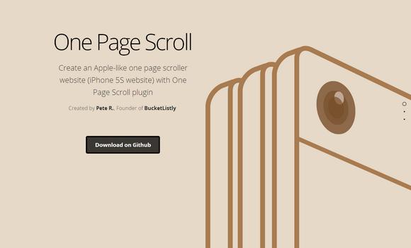 طراحی سایت با قابلیت اسکرول بینهایت