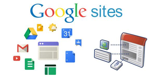 ساخت سایت به کمک گوگل