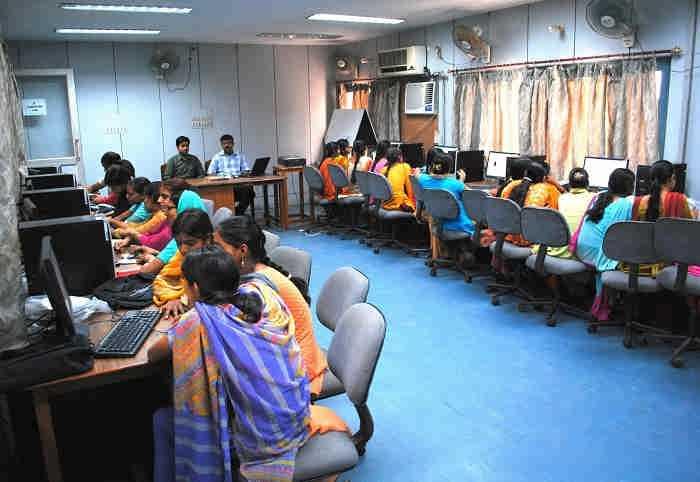 طراحی سایت آموزشگاه کامپیوتر