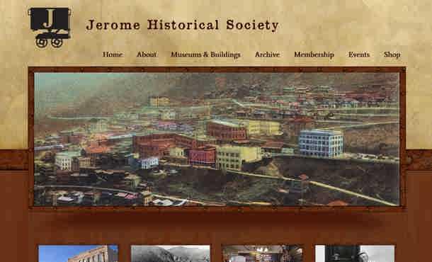 طراحی سایت تاریخی