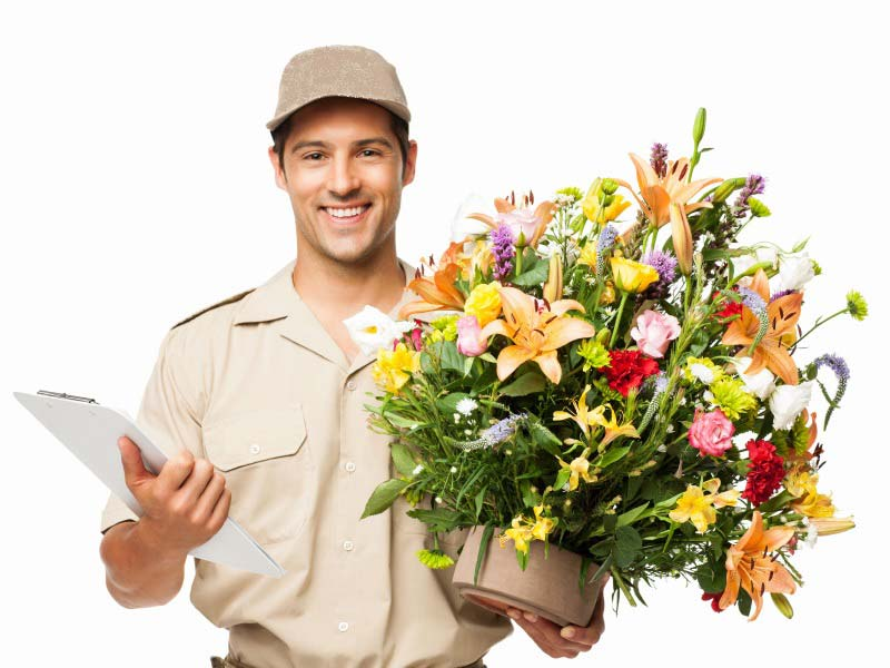 flower--Delivery