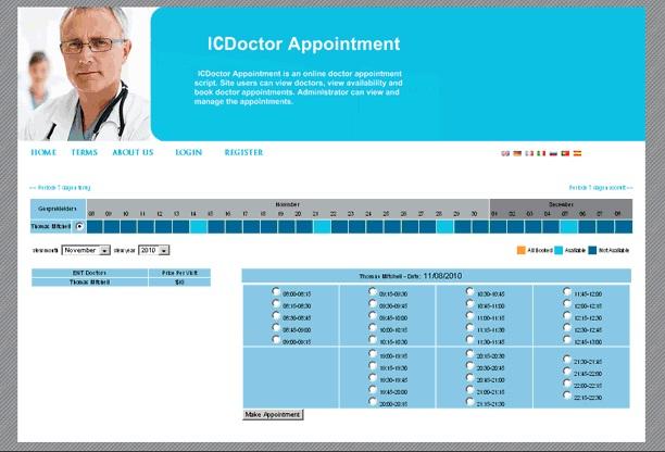 طراحی سایت پزشکی در تبریز
