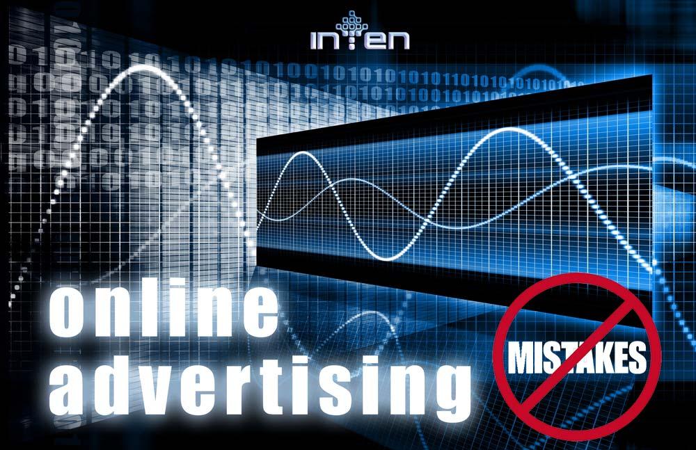 اشتباهات تبلیغات اینترنتی