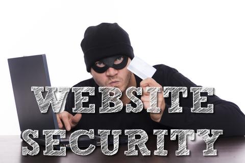 بالا بردن امنیت سایت