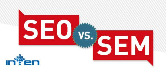 تفاوت های SEM و SEO