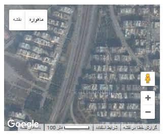 ماژول نقشه گوگل