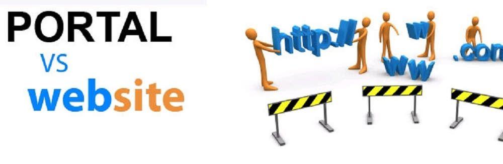 تفاوت سایت و پورتال