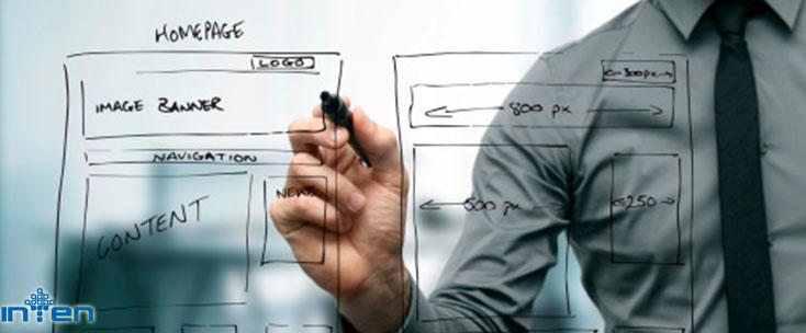 15 نمونه از بهترین طراحی های Home page در طراحی سایت