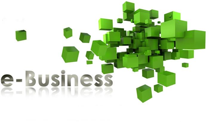 کسب و کار الکترونیک