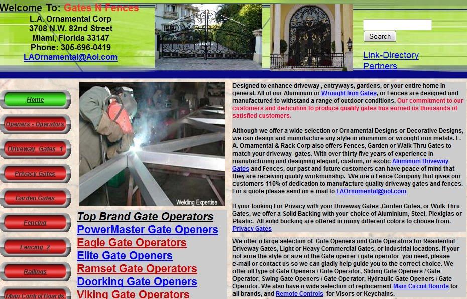 undtidy web design