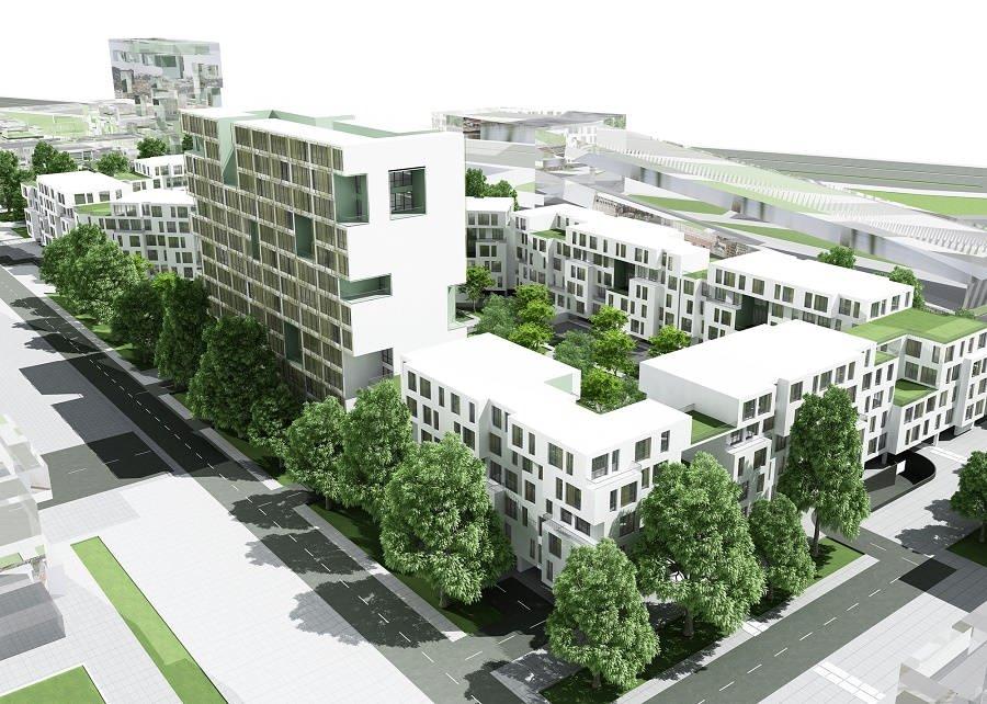 طراحی سایت مجتمع مسکونی