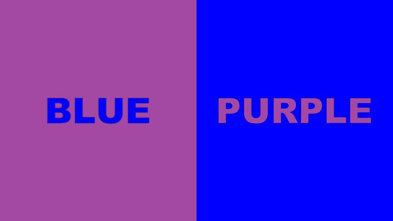 bad color combination