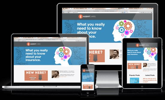 طراحی سایت مشاور املاک
