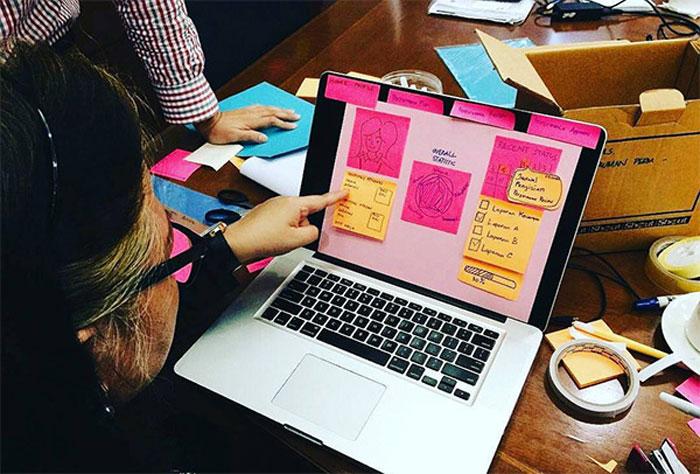 ضرورت داشتن مهارت برای طراحی UI/UX در طراحی سایت