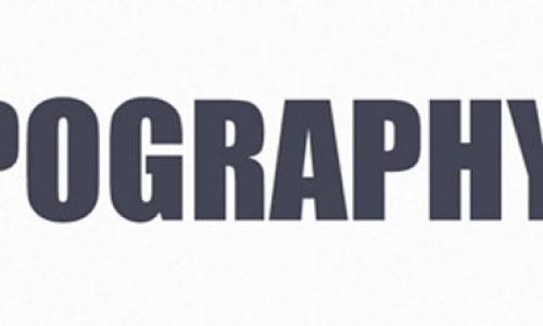 تایپوگرافی فریفتن صفحه (بخش اول)