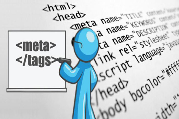 متا تگ های Html در طراحی سایت و تاثیر آن ها در سئوی سایت