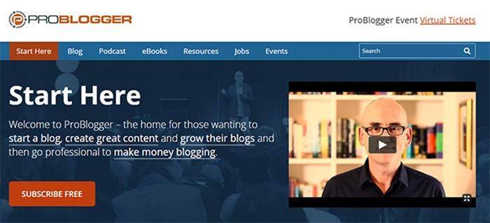نمونه طراحی سایت وب سایت های هدایت گر