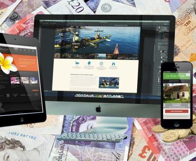 قیمت طراحی سایت فروشگاه اینترنتی