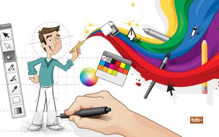 امکانات طراحی سایت حرفه ای