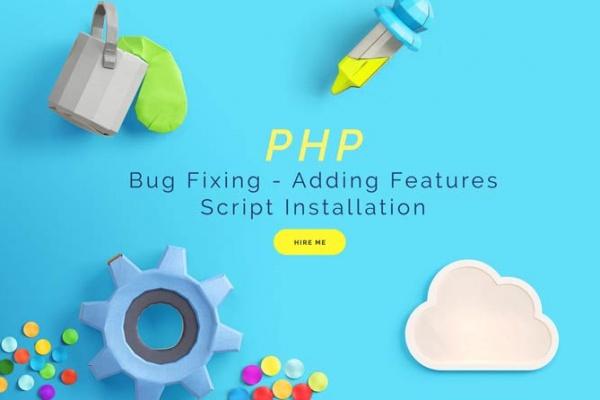 آموزش گام به گام طراحی سایت با PHP
