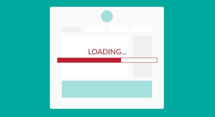 افزایش سرعت بارگذاری وب سایت