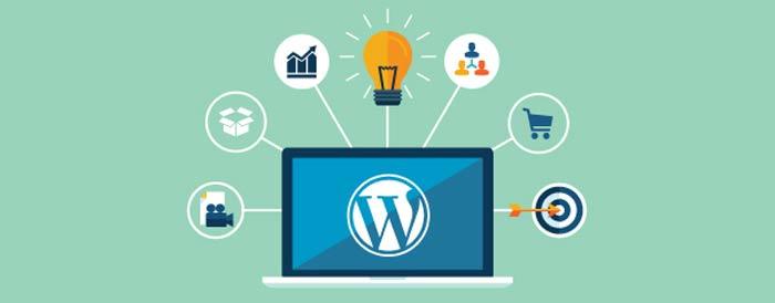 پشتیبانی وردپرس از طراحی سایت شرکتی
