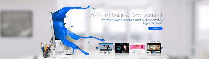طراحی سایت اینترنتی با اینتن