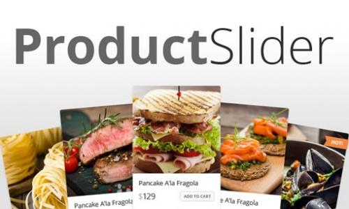 آموزش طراحی سایت نمایش محصولات با ماژول Universal Product Slider
