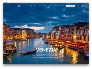 طراحی وب سایت آژانس مسافرتی