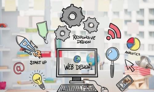 درآمد طراحی وب سایت