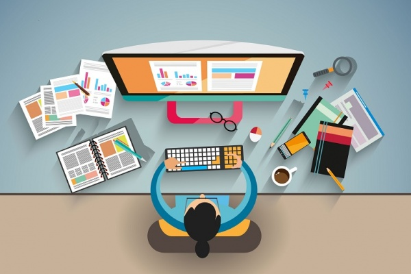 کارآموزی طراحی وب سایت