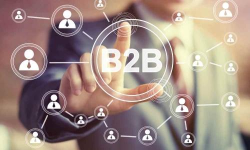 نمونه سایت های B2B