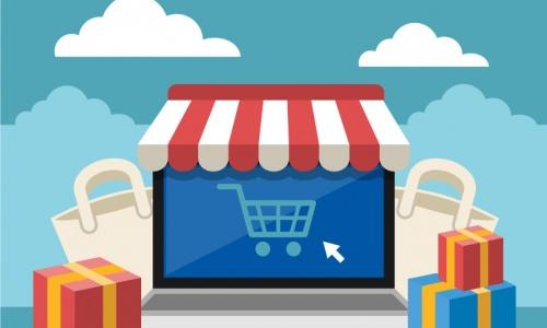 فروشگاه های اینترنتی دارای نماد الکترونیکی