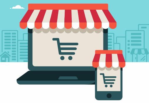 طراحی سایت های فروشگاهی